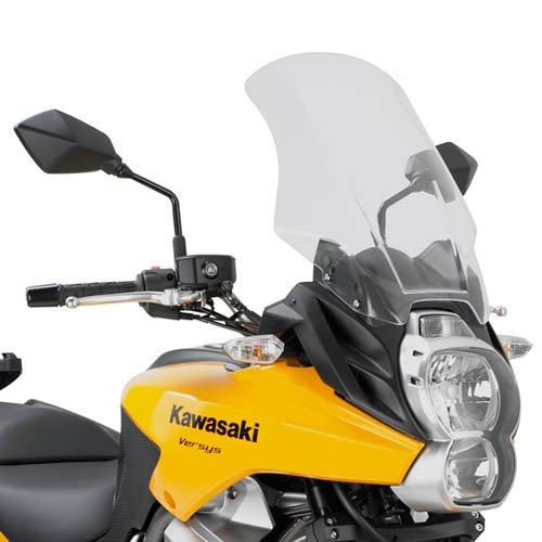 GIVI D410ST Replacement Wind Shield - Kawasaki Versys 650 2010-2014