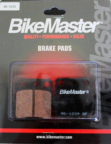Rear Brake Pads BikeMaster Kawasaki KX85 2001 2002 2003 2004 2005 2006 2007