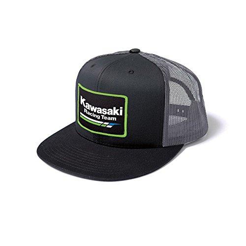 Factory Effex 18-86102 Snap-back Hat GreyBlack