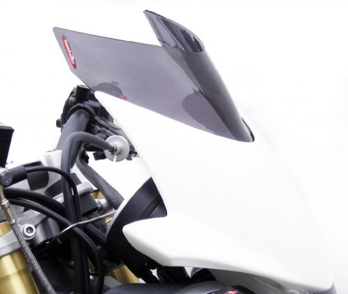 Powerbronze 430-U148-002 LightFly Screen to fit Triumph Street Triple dark tint