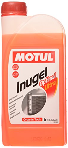 Motul 101069 Inugel Optimal Ultra Antifreeze 1 L