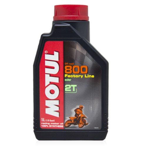 Motul 800 2T Off-Road - 1 Liter 837111