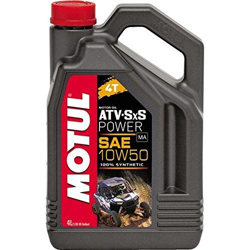 Motul ATVSXS Power 4T - 10W50 - 4 Liter 105901