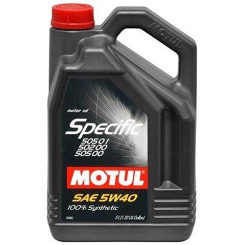 Motul SPECIFIC 505 01 502 00 505 00 - 5W40