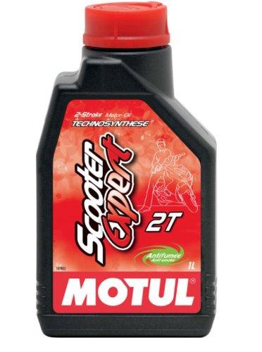 Motul Scooter Expert 2T Oil Liter
