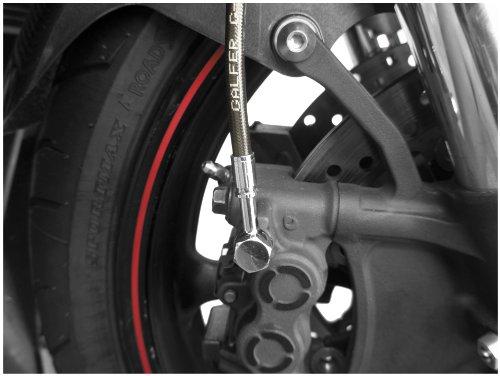 Galfer Brakes Brake Line Kit - Smoke FK003D462-2F-SMK
