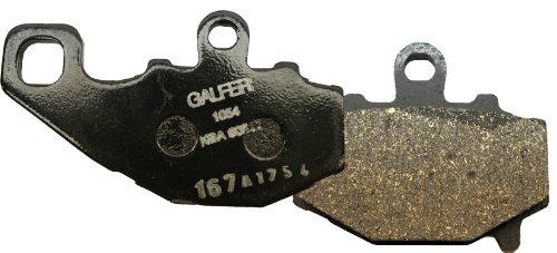 Galfer FD091G1054 Semi-MetallicOrganic Brake Pad