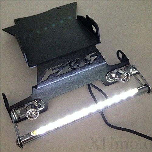 XKH Group Motorcycle LED light Fender Eliminator Tidy Tail For 2006 2007 2008 Yamaha Fz6 Fazer 2007 2008 Black new