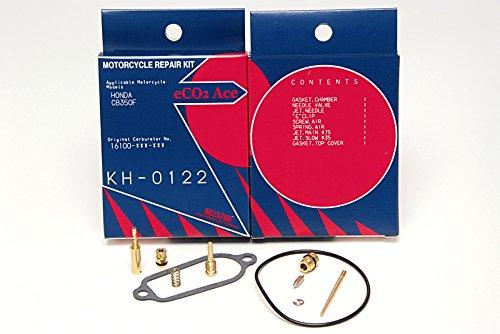 Keyster Carburetor Rebuilt Kit 72-74 Honda CB350F Four KH-0122