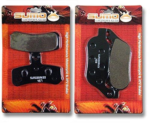 Sumo - Harley Fr  R Brake Pads Switchback Dyna Wide Glide Super Glide Custom