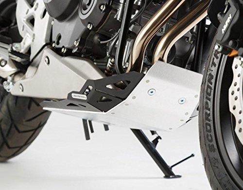 SW-MOTECH Aluminum Skidplate Engine Guard for Honda CB500X 13-17