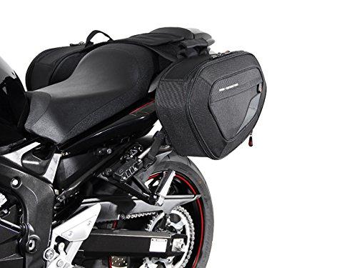 SW-MOTECH Bags-Connection Blaze Sport Saddlebag System Yamaha FZ-09 14