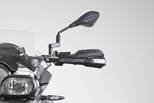 SW-MOTECH KOBRA Handguard Kit For Honda CB500X 13-15 NC700X 12-15 NC750X 14 XL1000V Varadero 98-11 Kawasaki Versys 1000 12-15 Suzuki DL1000 V-Strom 02-07 V-Strom 1000 14-15 DL650 V-Strom 05-15