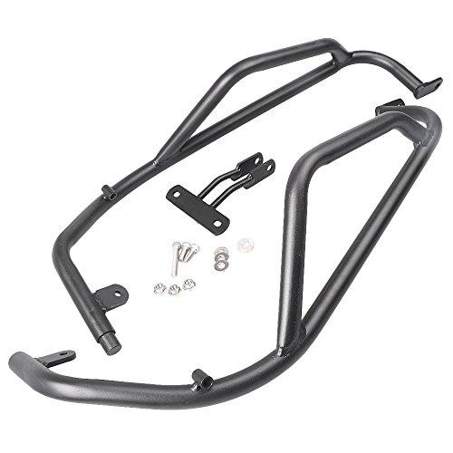 GZYF Motorcycle Crash Protection Bars Engine Guard fit Honda NC700X  NC750X 2012-15