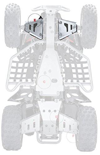 Honda 08P69-HP6-200A Front A-Arm Guard