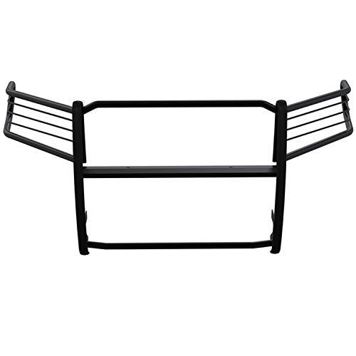 TAC Grille Guard Custom Fit 2019-2020 Dodge Ram 1500 Excl 2019 Ram 1500 ClassicExcl Rebel Trim Truck Pickup Black Front Bumper Brush Guard Bull Bar Bumper Guard Off Road Exterior Accessories