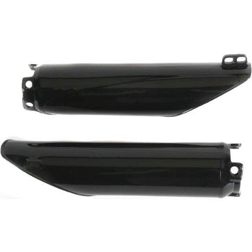 UFO Plastics Fork Slider Protectors - Black  Color Black YA03896-001