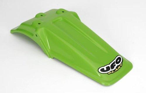 UFO Plastics Rear Fender Green for Kawasaki KX 60 84-04