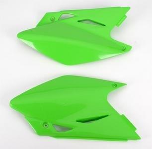 UFO Plastics Side Panels - Green  Color Green KA03768-026