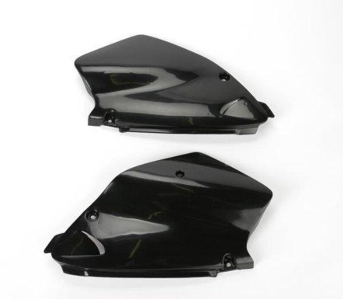 UFO Plastics s Side Panels Black for Yamaha YZ 125 250 93-95