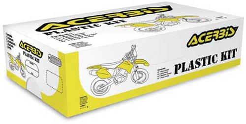 Acerbis Plastic Kit - Black  Color Black 2041110001