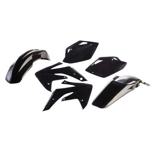 Acerbis Plastic Kit - Black  Color Black 2084600001