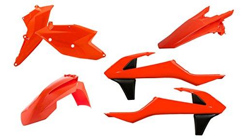 Acerbis Plastic Kit - Flo Orange 2634064617