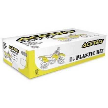 Acerbis Plastic Kit White Honda CRF150R 2007-2009