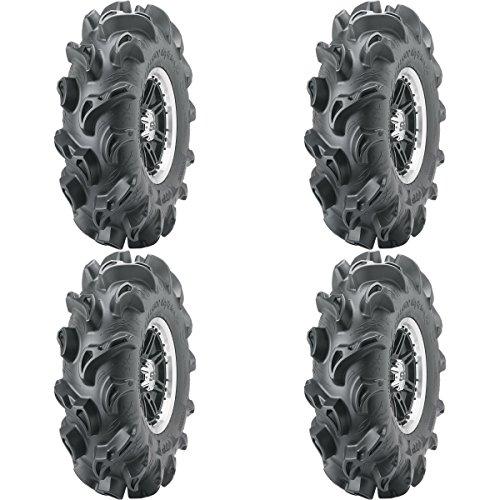 Set of 4 ATV ITP Tires Mammoth Mayhem 32x10-14 FrontRear
