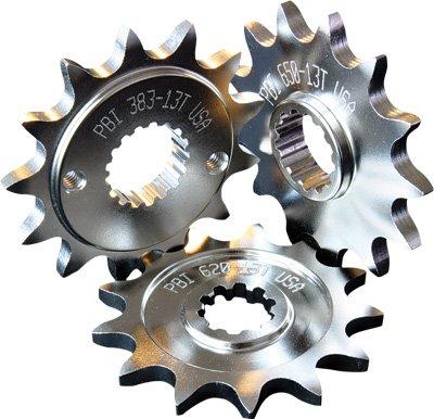PBI Steel Countershaft Sprocket 14T - Honda CR125R 2004-2007  CRF250R 2004-2012  CRF250X 2004-2012 - 390-14