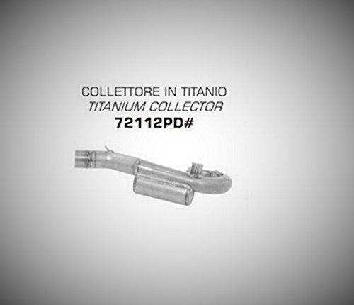 ARROW TITANIUM COLLECTOR FOR HONDA CRF 250 R 2014-2016