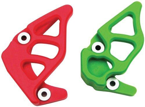 TM Designworks CaseSprocket Cover Red for Honda CRF250 04-09