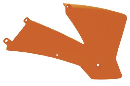 ACERBIS RADIATOR SHROUDS ORANGE KTM SXEXCMXC 05-06