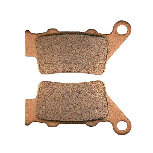 AHL Rear Brake Pads for KTM Duke II 640 2 pin pad fixingzero offset disc 1999-2007 Sintered copper-based