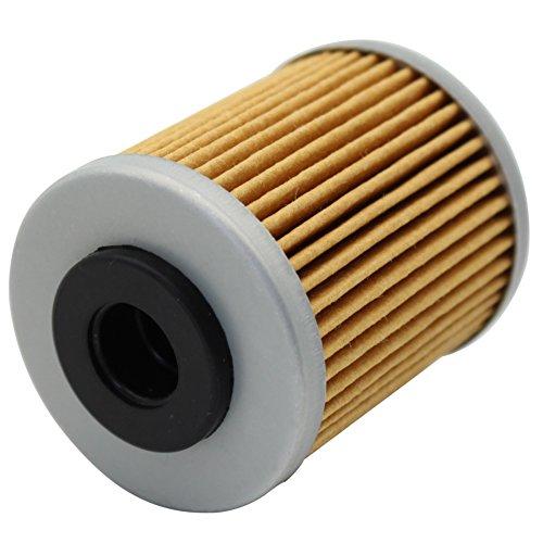 Cyleto Oil Filter for KTM 660 SUPERMOTO FACTORY REPLICA 2002-2003