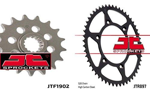 Front Rear Sproket Kit for KTM 660 SMC 03-04 JT Sprockets