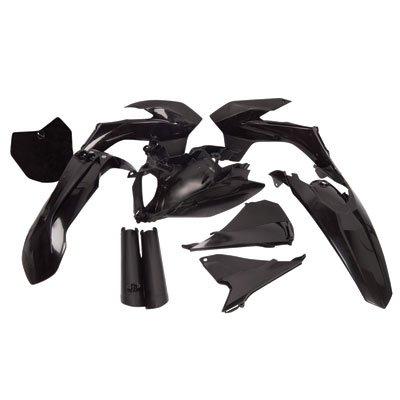 Acerbis Full Plastic Kit Black for KTM 250 XC-F 2013-2014