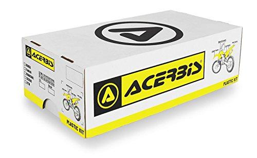 Acerbis Plastic Standard Kits for 2011-2012 KTM 150 SX - One Size