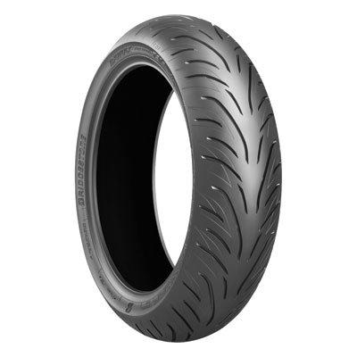 19055ZR-17 75W Bridgestone Battlax Sport Touring T31 Rear Motorcycle Tire for KTM 1190 RC8 R 2009-2015