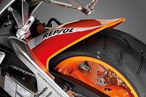 Honda 08F70-MGP-A50ZA Rear Tire Hugger