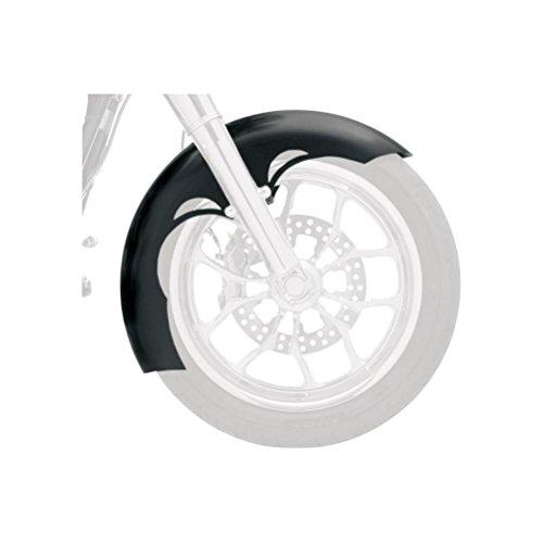 Klock Werks Tude Tire Hugger Front Fender 21 Steel for Harley Davidson FL
