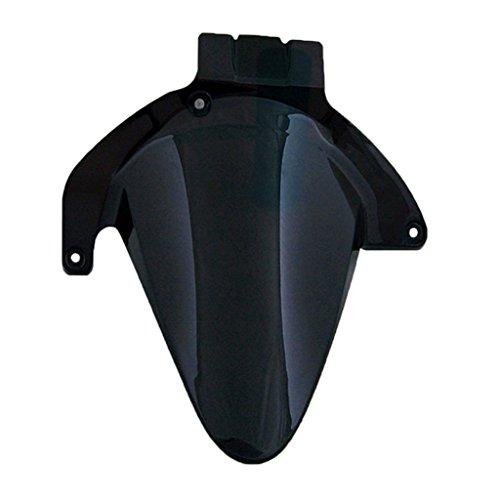 Rear Fender Mudguard Tire Hugger For Honda CBR600 F4i 2001-2003 CBR600RR F5 2007-2008 Black