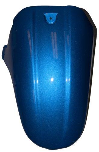 Yana Shiki HUGSGSXR60075011MTB Metallic Blue ABS Plastic Rear Tire Hugger for Suzuki GSX-R 600750