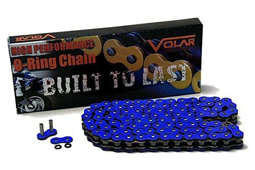 1999-2012 Suzuki SV650S O-Ring Chain - Blue