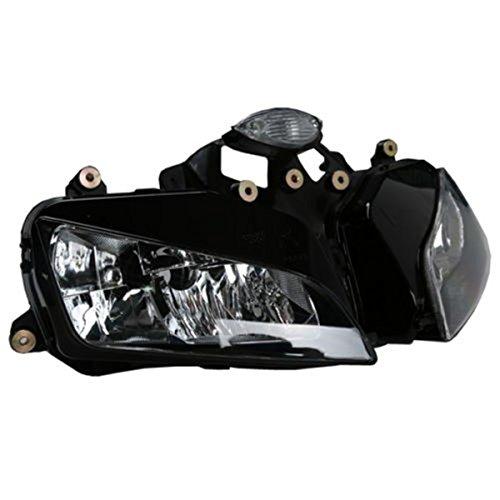 New Headlight Head Light Lamp Assembly For 2003-2006 Honda CBR 600RR 2004 2005