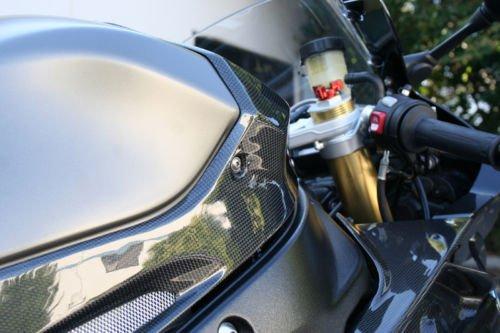 2010-2014 Bmw S1000rr HP4 Carbon Fiber Fibre Side Panel Fairing Cover