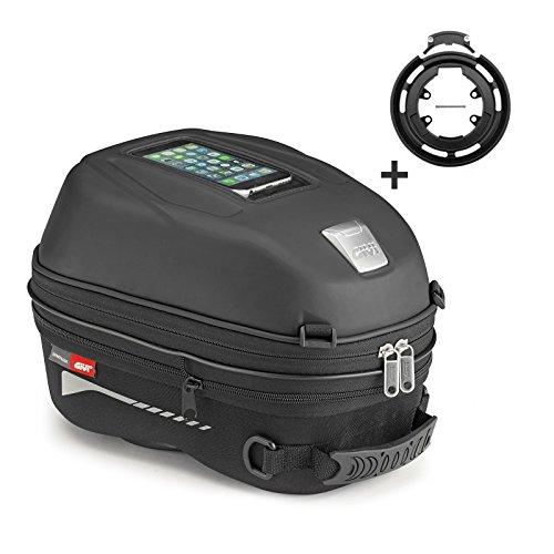 Tank Bag Set KTM 1050 Adventure 15-16 Givi ST603 Tanklock  Ring
