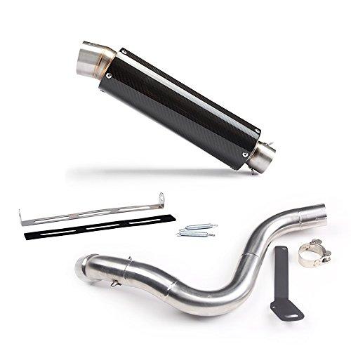 2013 - 2016 KTM Duke 390 Carbon GP Exhaust