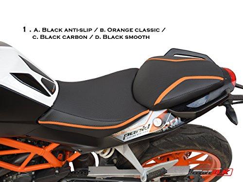 KTM Duke 390 200 125 MotoK Seat Cover Anti-Slip New D527 A