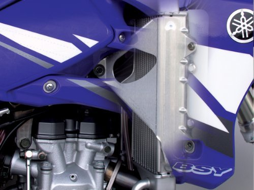 Works Connection Radiator Brace Aluminum for Suzuki RM125 RM250